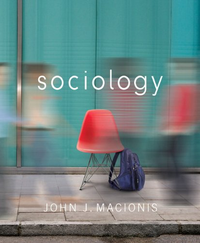 9780205116713: Sociology (14th Edition)