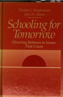 Schooling for Tomorrow : Directing Reforms to Issues That Count