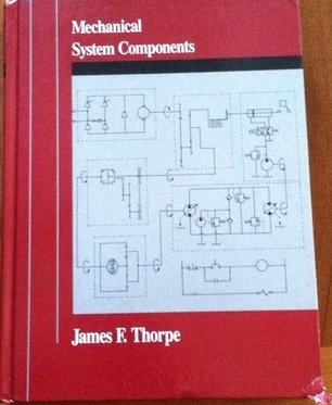 9780205117130: Mechanical System Components (Allyn and Bacon Series in Engineering)