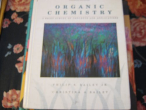 9780205117802: Organic Chemistry: A Brief Survey of Concepts and Applications
