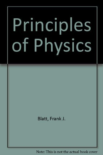 9780205117840: Principles of Physics