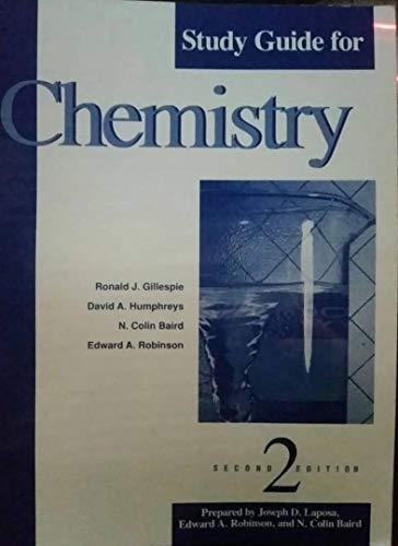 9780205117987: Chemistry S/G