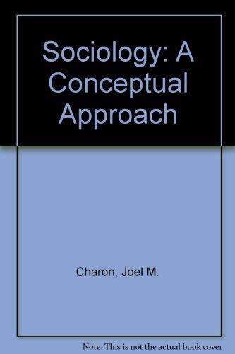 9780205118250: Sociology: A Conceptual Approach