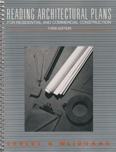 9780205118908: Reading Architectural Plans for Residential and Commercial Construction