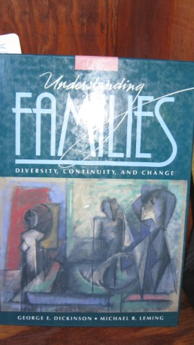 9780205119011: Understanding Families: Diversity, Continuity and Change