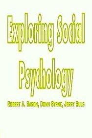 9780205119080: Exploring Social Psychology