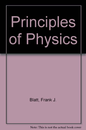 9780205120253: Principles of Physics