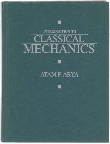 9780205120284: Introduction to Classical Mechanics