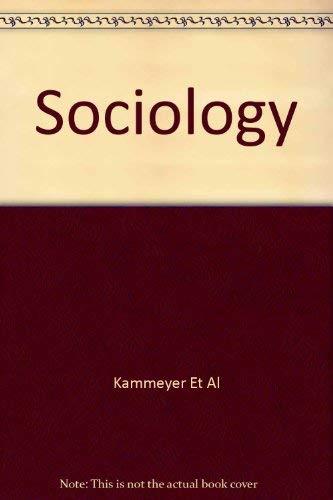 9780205122035: Sociology, experiencing changing societies