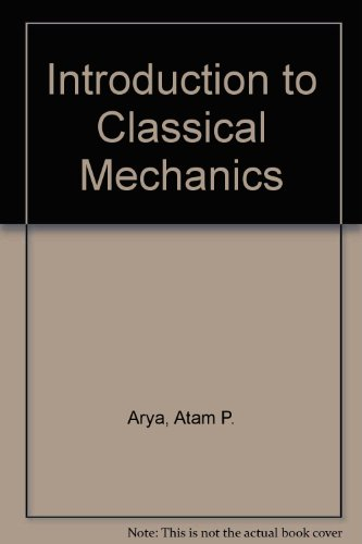 9780205125111: Introduction to Classical Mechanics