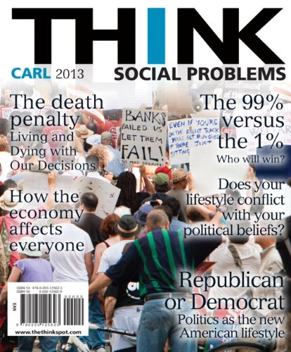 9780205125623: THINK Social Problems (2nd Edition)