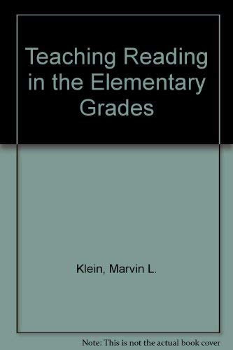 9780205128464: Teaching Reading in the Elementary Grades