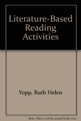 9780205132386: Literature-Based Reading Activities