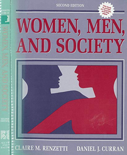 9780205132584: Women, Men, and Society