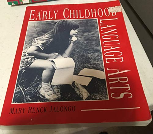9780205132812: Early Childhood Language Arts