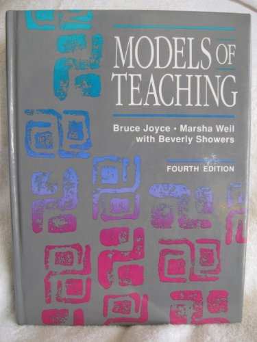 9780205133987: Models of Teaching