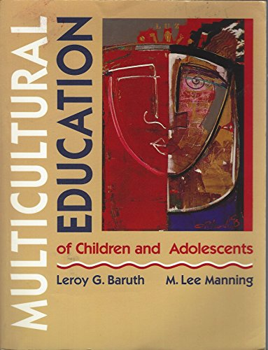 9780205134106: Multicultural Education of Children and Adolescents