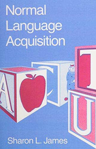 9780205135714: Normal Language Acquisition