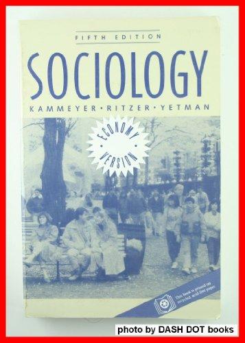 9780205135783: Sociology, experiencing changing societies