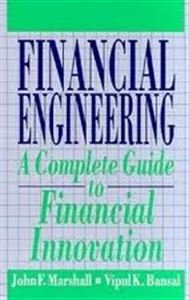 9780205135905: Financial Engineering