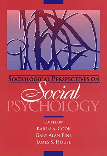 9780205137169: Sociological Perspectives on Social Psychology
