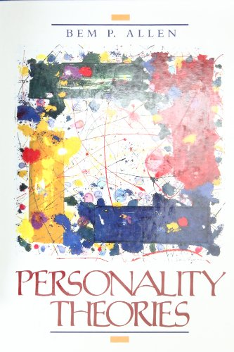 9780205137749: Personality Theories
