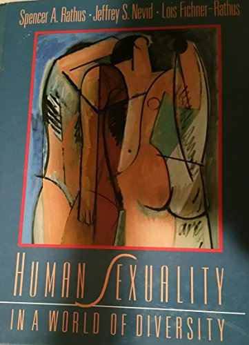 9780205138227: Human Sexuality In a World of Diversity