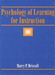 9780205139286: Psychology of Learning for Instruction