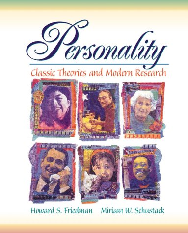 9780205139538: Personality: Classic Theories and Modern Research
