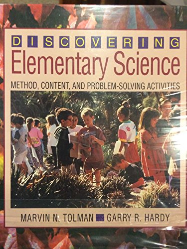 9780205140305: Discovering Elementary Science: Method, Content, and Problem-Solving Activities