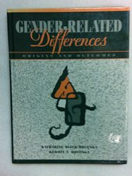 9780205140848: Gender-Related Differences: Origins and Outcomes