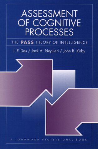9780205141647: Assessment of Cognitive Processes: The PASS Theory of Intelligence