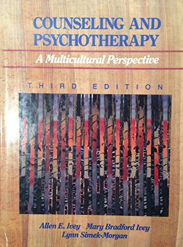 9780205142262: Counseling and Psychotherapy: A Multicultural Perspective