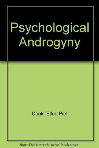 9780205144327: Psychological Androgyny