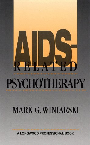 9780205145119: AIDS-Related Psychotherapy (Cloth) (Pergamon General Psychology Series)