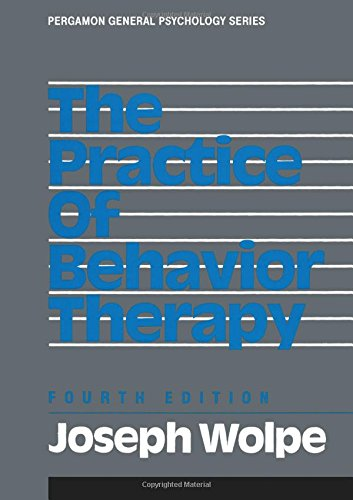 9780205145140: The Practice of Behavior Therapy (Pergamon General Psychology Series 1)