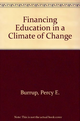 9780205146246: Financing Education in a Climate of Change (Fifth Ed.)