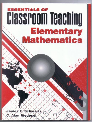 9780205146734: Essentials of Classroom Teaching: Elementary Mathematics (Essentials of Classroom Teaching Series)