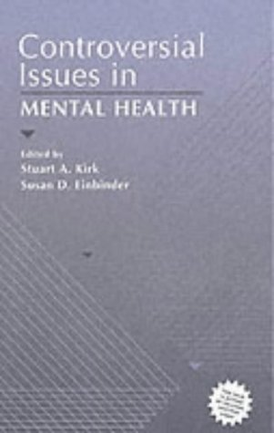9780205146758: Controversial Issues in Mental Health