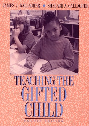 9780205148288: Teaching the Gifted Child (4th Edition)