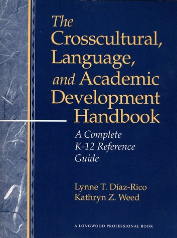 9780205150489: The Crosscultural, Language, and Academic Development Handbook