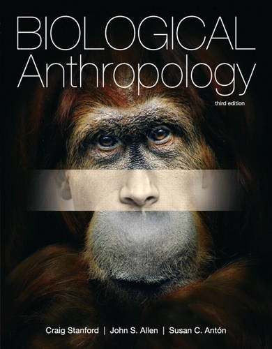 9780205150687: Biological Anthropology: The Natural History of Humankind