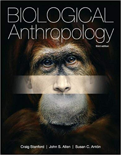 9780205150694: Instructor's Review Copy for Biological Anthropology