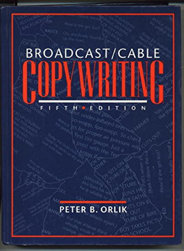 9780205150823: Broadcast/Cable Copywriting