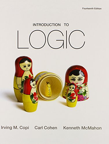 9780205150953: Introduction to Logic with MyLogicLab Pegasus with Pearson eText (14th Edition)