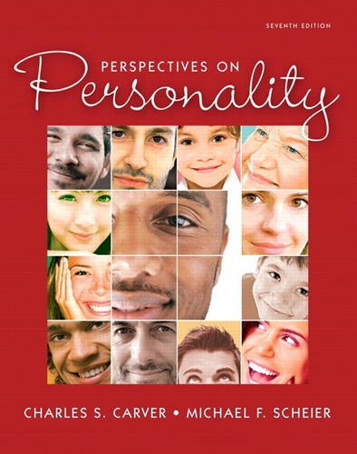 Perspectives on Personality (7th Edition): Carver, Charles S.;