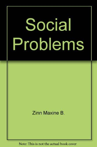 9780205151950: Title: Social Problems