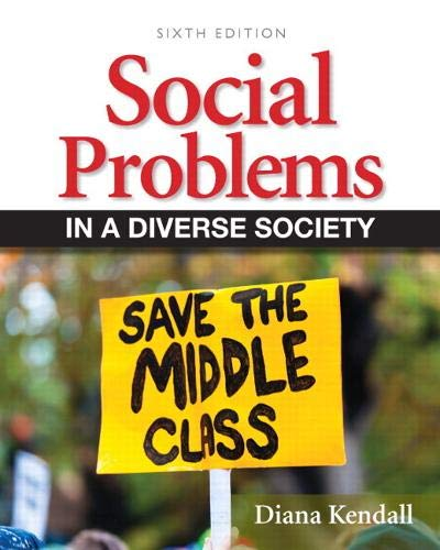 9780205152902: Social Problems in a Diverse Society (6th Edition)