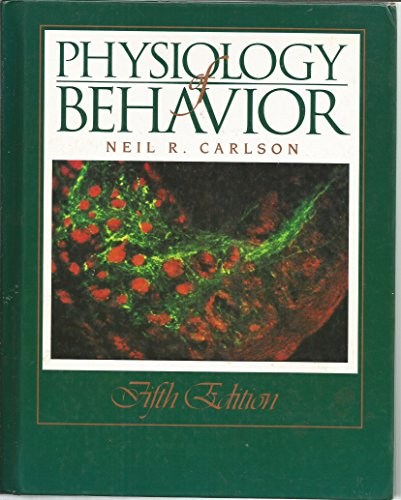 9780205154364: Physiology of Behavior/With Disk