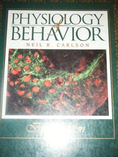 9780205154371: Physiology of Behavior